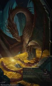 yin yuming: THE HOBBIT: Smaug and Bilbo