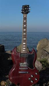 Gibson Sg Standard 1985 Cherry Price Guide