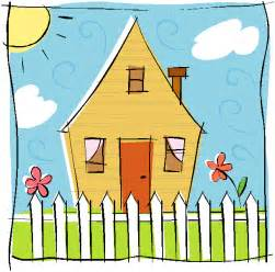 Free Clip Art Houses Homes