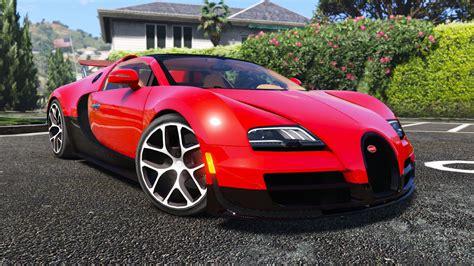 Gta 5 mods bugatti veyron super sport mod is here! Bugatti Veyron Vitesse Pack - Véhicules - Téléchargements GTA 5