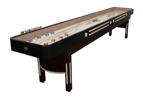 12 ft shuffleboard table berner billiards premier limited edition shuffleboard