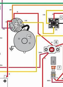 Volvo Penta Starter Wiring Help Page  1