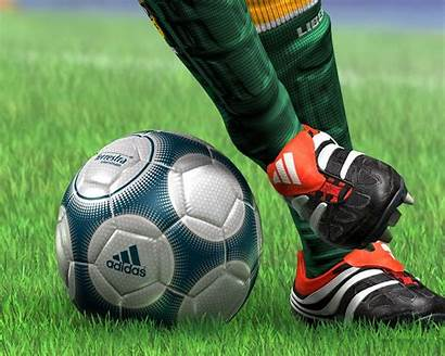 Football Wallpapers Soccer Desktop Ball Cool Futbol