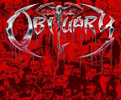 Obituary Band Wallpapers Poster Metal Posters Bandswallpapers