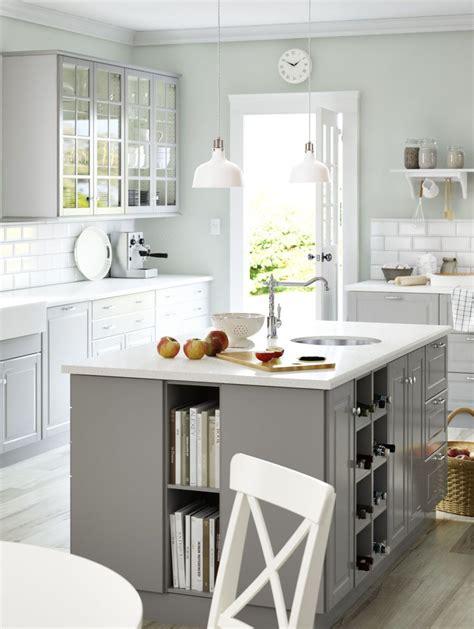 ikea white kitchen island ikea sektion kitchens give you the freedom to create your 4614
