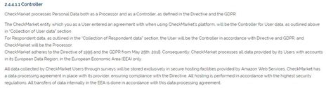 gdpr compliant privacy policy template gdpr privacy policy termsfeed