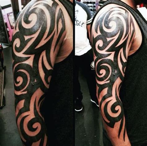 tribal tattoos  men  meanings tips wild tattoo art