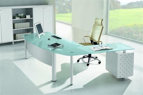 scrivania ufficio vetro x time work 02 scrivania da ufficio con penisola e