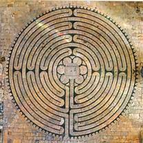 Résultat d'images pour labyrinthe cathédrle de chartres