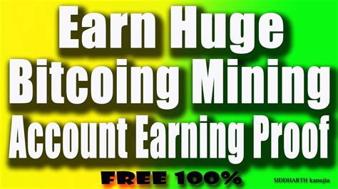 bitcoin mining without investment earn from bitcoin mining without investment earning