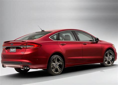 2019 Ford Fusion Review, Redesign, Release Date And Photos