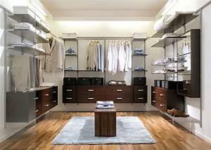 Begehbarer Kleiderschrank Design : begehbarer kleiderschrank modular plus von element system bild 5 sch ner wohnen ~ Frokenaadalensverden.com Haus und Dekorationen