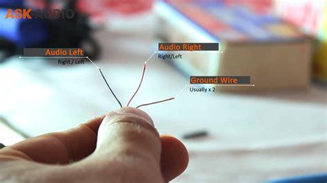 How Fix Broken Headphones Using These Simple Soldering