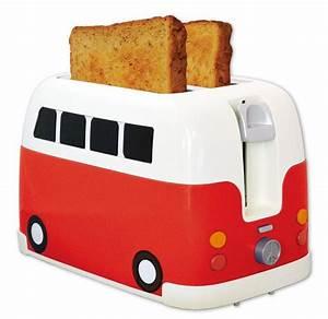 Toaster Retro Design : retro bus appliances van toaster ~ Frokenaadalensverden.com Haus und Dekorationen