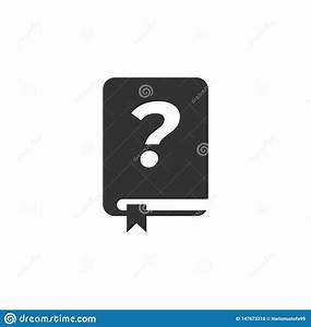 Guide Book Support Icon Graphic Design Template Vector