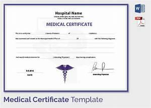 Sample Letter Sick Leave Medical Certificate Format For Sick Leave For Student