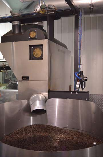 Get the best nesco coffee roaster review before you make that decision to buy a durable coffee bean roaster. The Grand Tour: Tribeca Roasting Factory - Coffee Magazine