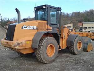 Case 721d Europe Wheel Loader Parts Catalogue Manual In