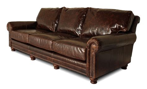 deep seat leather sofa rooms