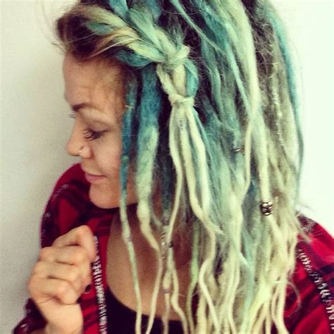 colored dreadlocks 322 best colored dreads colorful dreads images on