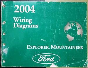 2004 Ford Mercury Dealer Electrical Wiring Diagram Manual