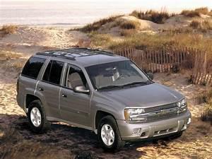 2003 Chevrolet Trailblazer Suv Specifications  Pictures