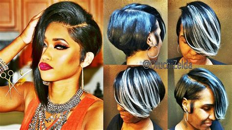 Latest 30 Showiest Bob Haircuts For Black Women