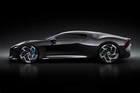 Bugatti la voiture noire engine. Bugatti's New $18M 'La Voiture Noire' Is the Most ...