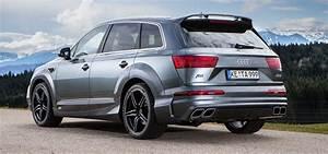 Audi Q7 Sport : audi q7 abt sportsline ~ Medecine-chirurgie-esthetiques.com Avis de Voitures