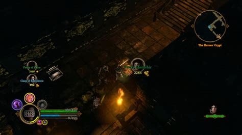 dungeon siege 3 doom dungeon siege iii review