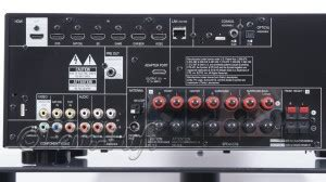 pioneer vsx  hdmi netzwerk  av receiver