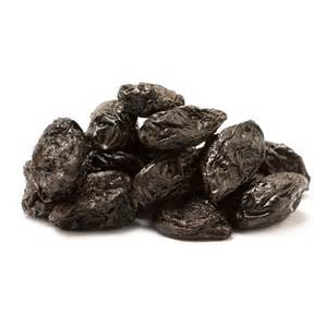 Dried Prunes with Pits