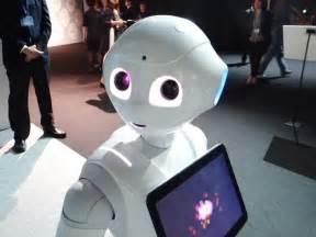 ロボット:ソフトバンクの人型ロボット「Pepper」を欲しい? - CNET Japan