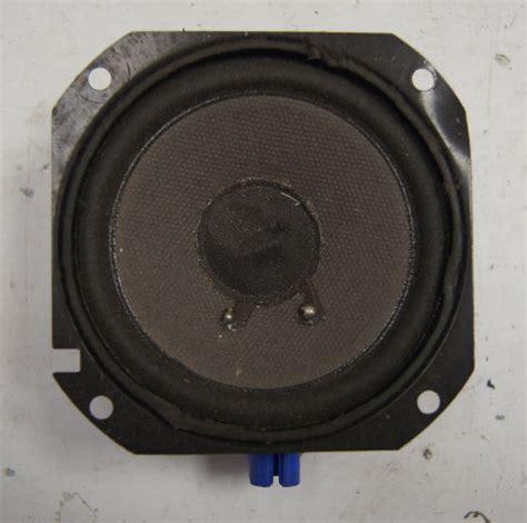 Chevy Corvette Bose Speaker Used