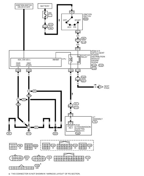 2005 nissan frontier wiring diagram 35 wiring diagram