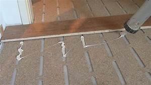 Fußbodenheizung Auf Holzboden : verlegearten von parkett schwimmend verklebt oder genagelt ~ Sanjose-hotels-ca.com Haus und Dekorationen