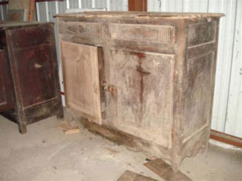 restaurer un meuble a listly list