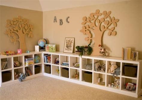 Clever Kids Room Storage Ideas