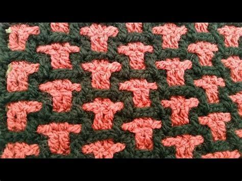 mütze häkeln mit muster h 228 keln und stricken mit larysa demel h 228 kelmuster 4