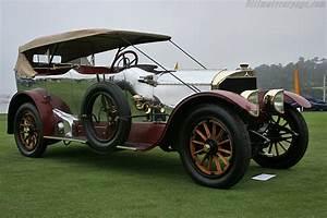 1913 - 1914 Mercedes 37  95 Hp Holbrook Tourer