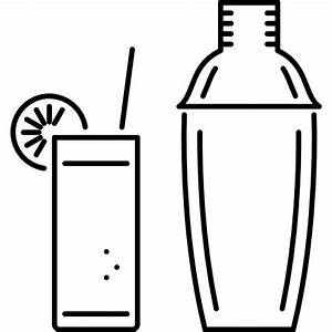 Cocktail shaker - Free food and restaurant icons