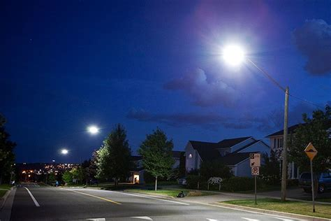are led street lights bad led streetlights are good for the earth bad for humans