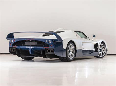 maserati mc   auction  paris supercar report