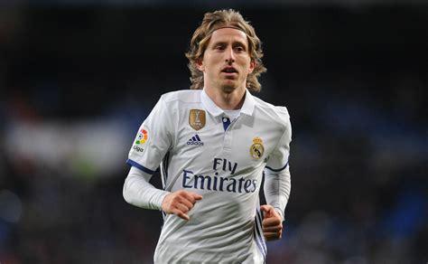 Real Madrid: El gran regalo de Luka Modric a Luis ...