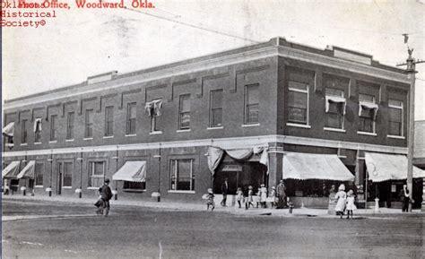 woodward  encyclopedia  oklahoma history  culture