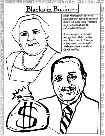 Coloring History Month Pages George Washington Carver
