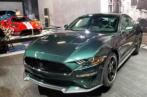 2019 Limited Edition Ford Mustang Bullitt Review
