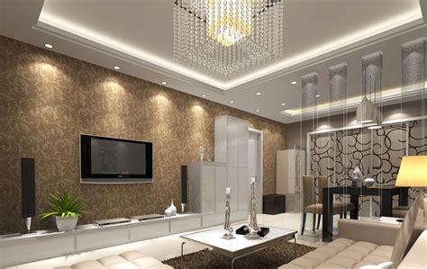 Tapeten Design Ideen Wohnzimmer by Wallpaper Borders For Living Room 27 Design Ideas