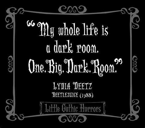 dark gothic quotes  sayings quotesgram