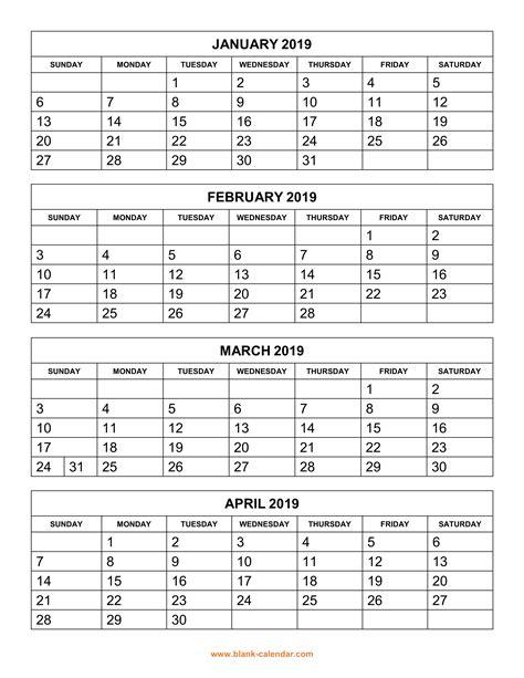 printable calendar months page printable calendar
